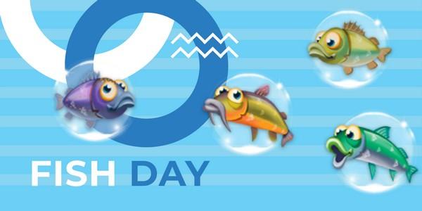 Игра в которой можно заработать Fish Day