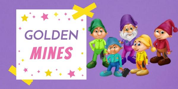 Онлайн игра Golden Mines