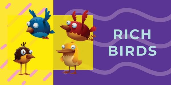 Игра для заработка Rich Birds